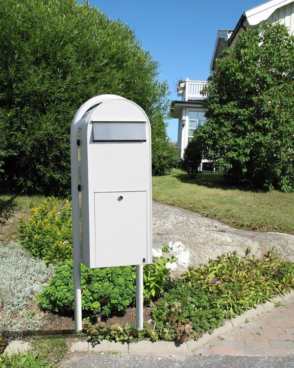 brievenbus staal