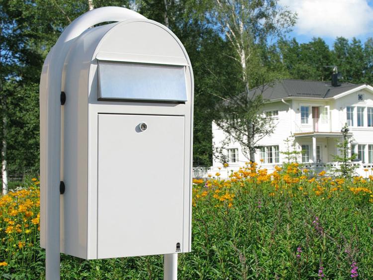 brievenbus met statief