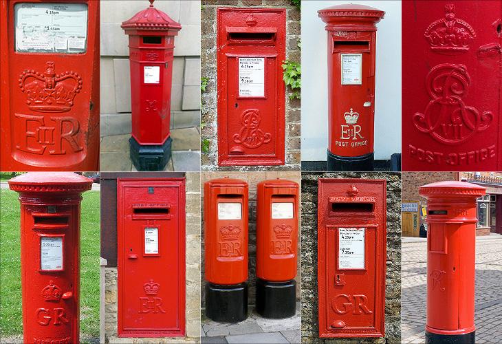 engelse brievenbus